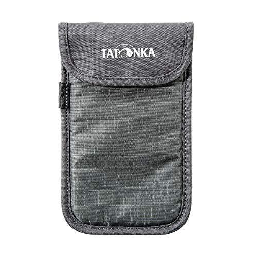 Tatonka Smartphone Case XL Tasche, Titan Grey, 10 x 17 x 1 cm