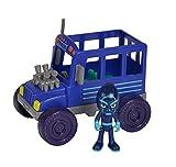 Simba 109402228 - PJ Masks Ninja mit Bus mit  Spielfigur
