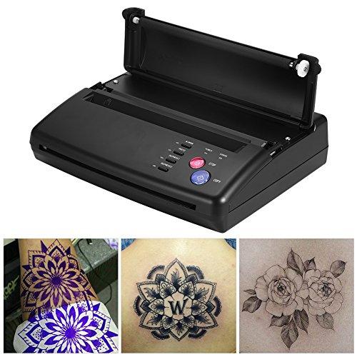 Tattoo Thermo Kopierer Tätowierung Transfer, Thermal Stencil Thermodrucker fürTemporäre Tattoos