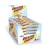 Dextro Energy Riegel Joghurt | 25 x 35 g Müsliriegel aus Getreide | Alternative zum Schokoriegel | Kohlenhydrat Riegel Hafer | Ideal für Ausdauersport