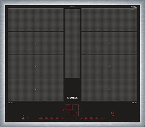 Siemens EX645LYC1E iQ700 Kochfeld Elektro/Ceran/Glaskeramik / 58,3 cm/Power Boost Funktion/schwarz