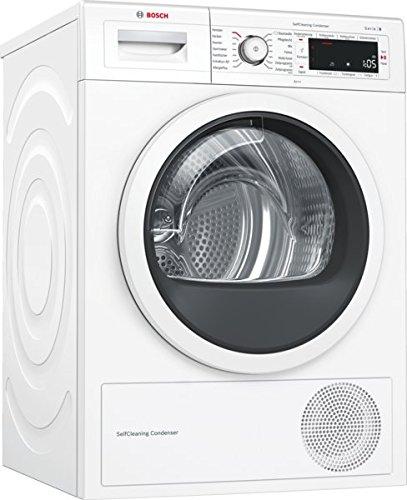 Bosch WTWH7540 Waschtrockner / A+++ / 176 kWh/Jahr / 148 UpM / SelfCleaning Condenser