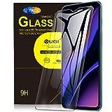 KuGi. für Oneplus 7 Panzerglas, Oneplus 7 Schutzfolie 9H Hartglas HD Glas Blasenfrei Displayschutzfolie passt für Oneplus 7 Smartphone. Klar [2 Pack]