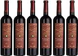 Weinkellerei Giuseppe Campagnola Montepulciano d'Abruzzo Della Luna Trocken (6 x 0.75 l)