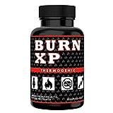 BURN XP - Thermogener Fatburner zum Abnehmen, wissenschaftliche Nummer 1 Diät Formel, Körperfett verbrennen und Muskeln unterstützen, Made in Germany, 60 Kapseln
