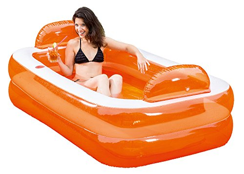 Happy People Relax und Genießer Pool, orange