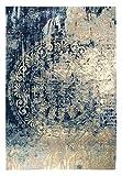 onloom Vintageteppich Barock, Designerteppich, hochwertig, robust, Pflegeleicht, Größe:120x170cm