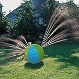 Ynredee Wasserspiele für Kinder, aufblasbarer Wasserball im Freienwasser-Spray-Ballon für Sommer-Schwimmen-Partei-Pool-Spiel-Kinderkinder