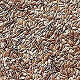 25kg Leinsamen braun