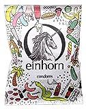 einhorn Kondome 7 Stück Wochenration Design Edition: UUUH! PENISGEGENSTÄNDE - Vegan, Hormonfrei, Feucht, Geprüft