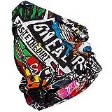O'Neal Hals Tuch Motorrad Nacken Wärmer Schutz Fahrrad Schal Gesichtsschutz Maske Ski, 1024, Farbe Crank Multi