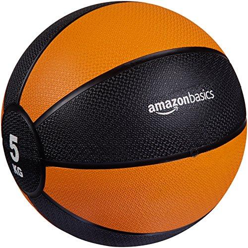 AmazonBasics - Medizinball, 5 kg