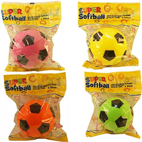 John 50750 - Softfußball, 20 cm, sortiert