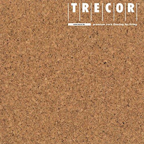 Korkboden 'ROMA' - Korkfertigboden mit CLIPEX Klicksystem in 24 Farben mit Keramiklack / Antiscratch Oberfläche lieferbar (Natur)