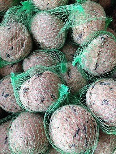 Futterbauer 2 x 100 Stück Meisenknödel mit Netz