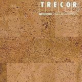 TRECOR Korkboden mit Klicksystem 'SIENA' - Korkfertigparkett mit CLIPEX Klicksystem und Keramiklack Oberfläche in 24 Farben mit Keramiklack / Antiscratch Oberfläche lieferbar - Format: 900 x 300 x 10 mm (Natur)