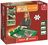 Jumbo 17690 - Puzzle Mates and Roll, Puzzlematte, bis 1500 Teile