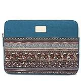 Feisman 11-Zoll wasserdicht Laptop Schutzhülle, wasserdicht dickste schützende schlanke Laptop Tasche -(Blau)