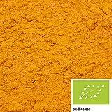 Kamelur Bio Kurkuma Pulver 1kg - Curcuma gemahlen aus kontrolliert biologischem Anbau ohne jegliche Zusätze