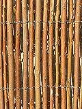 Papillon Weidenmatte Standard Natur 200cm x 400cm