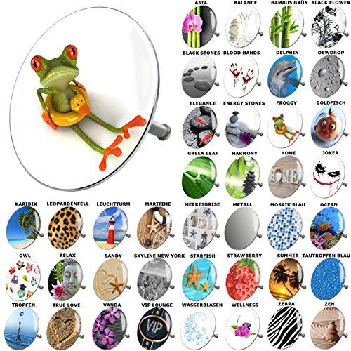 Badewannenstöpsel Froggy, viele schöne Badewannenstöpsel zur Auswahl, hochwertige Qualität