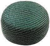 Meister Vogelschutznetz - grün - 12 x 12 mm Maschenweite - Robustes Gewebe - Witterungs- & UV-beständig - Zuverlässiger Schutz vor Vogelfraß / Engmaschiges Obstbaumnetz / Teichnetz