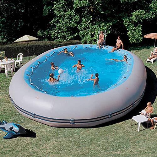 Summer Fun Zodiac-Original Ovline 3000 oval 9,20m x 6,30m x 1,20m Komplettset