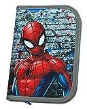 Schüleretui mit Stabilo Markenfüllung, Marvel Spider-Man