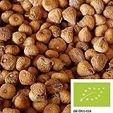 1kg Bio Wildfeigen getrocknet, naturbelassene Spanische Goldfeigen ungezuckert und ungeschwefelt