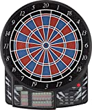 Bull's Dartforce Russ Bray Sound Elektronik Dartboard, Mehrfarbig, 61 x 51 cm