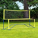 Net World Sports Procourt Mini Tennis-/Badmintonset (Tennis-/Badminton Set 3m)