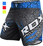 RDX MMA Shorts Boxen Kampfsport Trainingshorts Freefight Kurze Sporthose Kickboxen Fightshorts (MEHRWEG)
