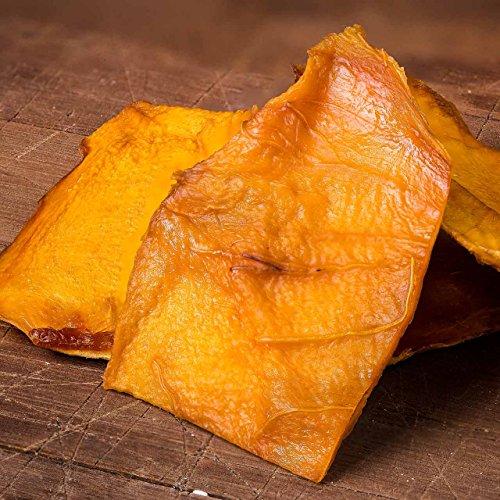 Getrocknete Mango Sorte Brooks  Trockenfrüchte Ohne Zuckerzusatz  Schwefelfrei  Besonders Aromatisch  Aus Burkina Faso  1 kg Packung  KoRo