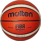 molten Basketball, Orange/Ivory, 6, BGM6X