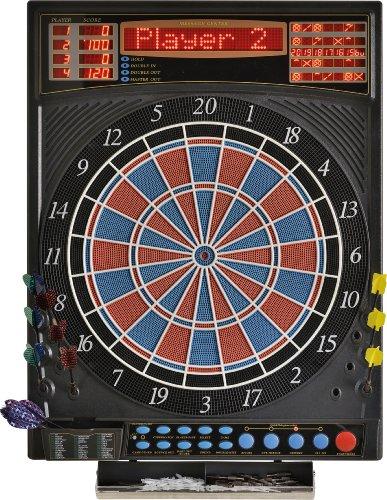 Elektronische Dartscheibe Dartona JX2000 Turnier Pro - Turnierscheibe mit 41 Spielen und über 200 Varianten