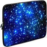 Sidorenko Tablet PC Tasche für 10-10.1 Zoll   Universal Tablet Schutzhülle   Hülle Sleeve Case Etui aus Neopren, Grün