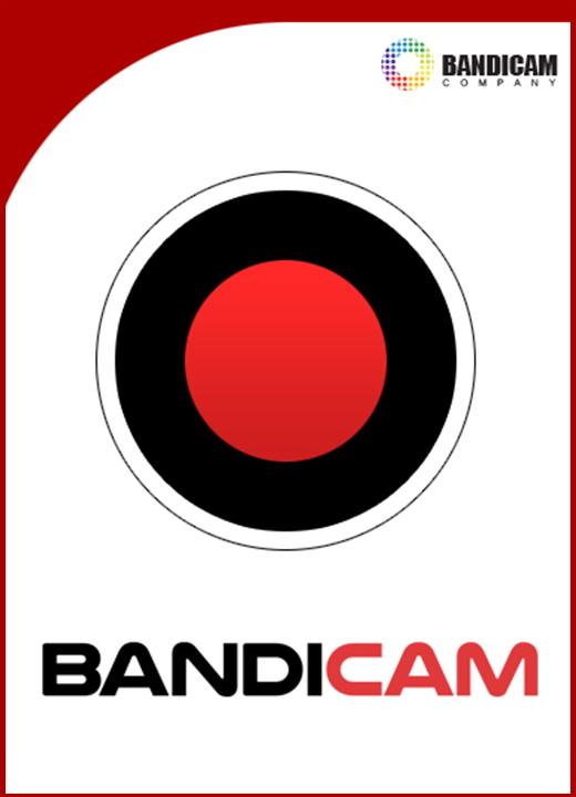 Bandicam Screen Recorder für Windows [Download]