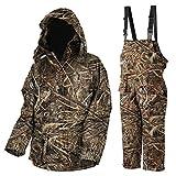 Prologic Max5 Comfort Thermo Suit 2-teilig Gr. L Thermoanzug Winteranzug
