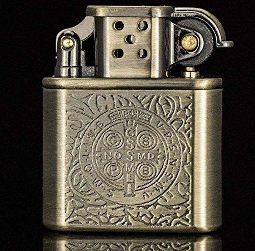 Zorro, Benzinfeuerzeug in Vintage-Optik