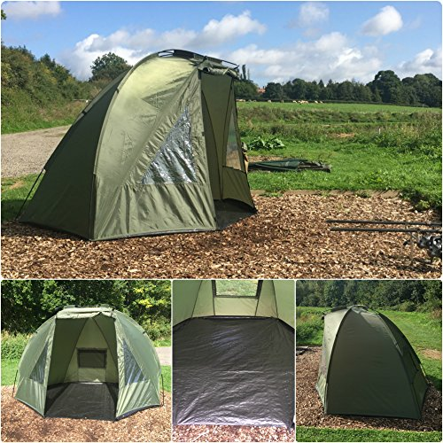 Quest Shelter MK1Karpfenangeln Bivvy Shelter Zelt