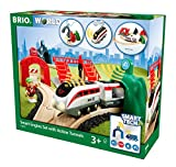 Brio GmbH Brio World 33873 - Smart Tech Reisezug Set, Groß