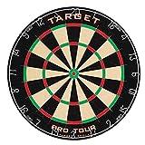 Target Darts Pro Tour Dartboard Klassische, Mehrfarbig Nicht zutreffend