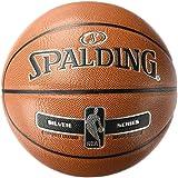 Spalding NBA Silver Basketball Ball orange 7