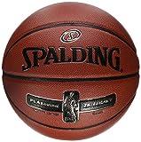 Spalding NBA Platinum Zk Legacy Ball Basketball, orange, 7
