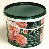 Rosen-Dünger David Austin 'Rose Food' - 2,25 kg Organisch-mineralisch mit Langzeit-Wirkung für gesunde, kräftige Rosen - von Garten Schlüter