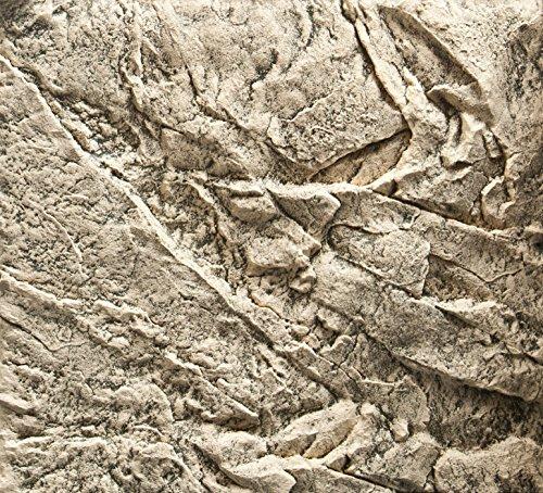 Juwel Aquarium 86942 Background Cliff Light Strukturrückwand