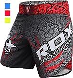 RDX MMA Shorts Boxen Kampfsport Trainingshorts Freefight Kurze UFC Sporthose Kickboxen Fightshorts