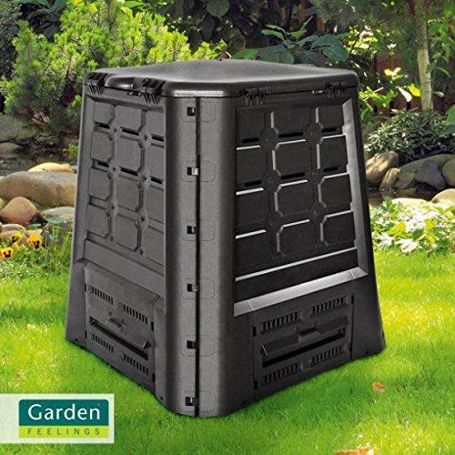 Garden Feelings Komposter 360 Liter Thermokomposter Gartenkomposter