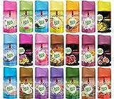 12x Fresh & More Mix Paket Lutferfrischer Für Automatische Duftspender -250ml
