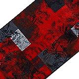 casa pura Teppichläufer mit Modernem Design in brillianten Farben   Hochwertige Meterware, gekettelt   Kurzflor Teppich Läufer   Küchenläufer, Flurläufer (80x200 cm)
